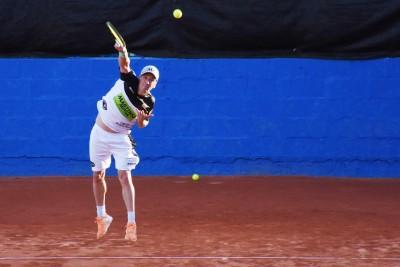 Jugador 1 equipo Benalmádena - Liga por equipos de tenis de Málaga