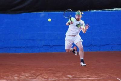 Jugador 1 equipo Inacua Tiebreak - Liga por equipos de tenis de Málaga