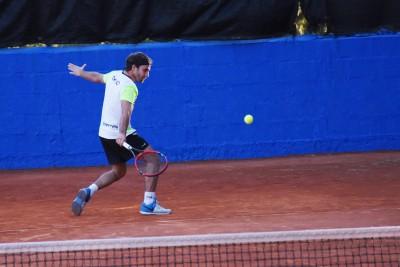 Jugador 2 equipo Inacua Tiebreak - Liga por equipos de tenis de Málaga