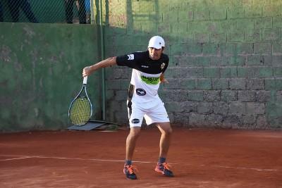 Jugador 3 equipo Benalmádena - Liga por equipos de tenis Málaga