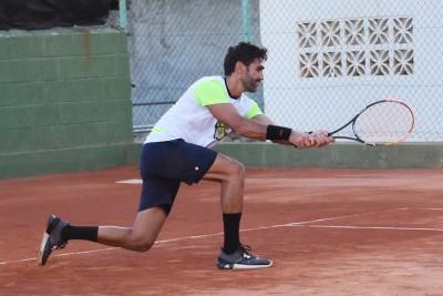 Jugador 3 equipo Inacua Tiebreak - Liga por equipos de tenis de Málaga