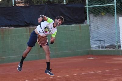 Jugador 3 equipo Inacua Tiebreak - Liga por equipos de tenis Málaga