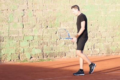 Jugador 3 equipo Alhaurín El Grande - Liga por equipos de tenis de Málaga