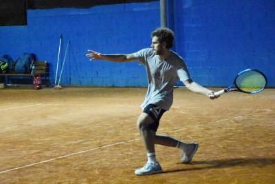 Jugador 3 equipo Benlamádena - Liga por equipos de tenis de Málaga