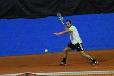 Jugador 2 equipo Inacua-Tiebreak - Liga por equipos de tenis de Málaga