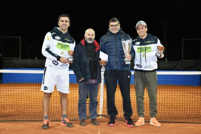 VI Final de tenis por equipos (Málaga) - Ligatenis.es - Equipo campeón: Benalmádena