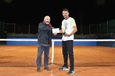 VI Final de tenis por equipos (Málaga) - Ligatenis.es - Capitán equipo subcampeón: Inacua-Tiebreak