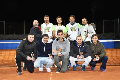 VI Final de tenis por equipos (Málaga) - Ligatenis.es - Equipo subcampeón: Inacua-Tiebreak