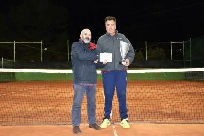 VI Final de tenis por equipos (Málaga) -Ligatenis.es- Capitán equipo campeón (B): E.M. de tenis Alhaurín El Grande