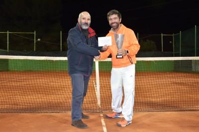 VI Final de tenis por equipos (Málaga) -Ligatenis.es- Capitán equipo subcampeón (B): Nacualinos